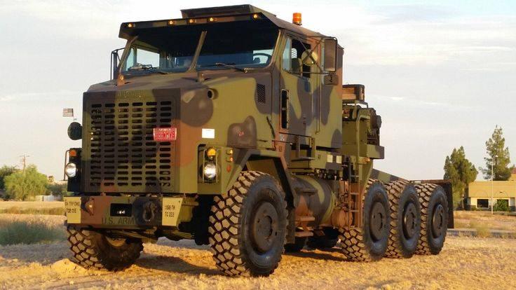 Топ 10 военных грузовиков - топ 10 мира