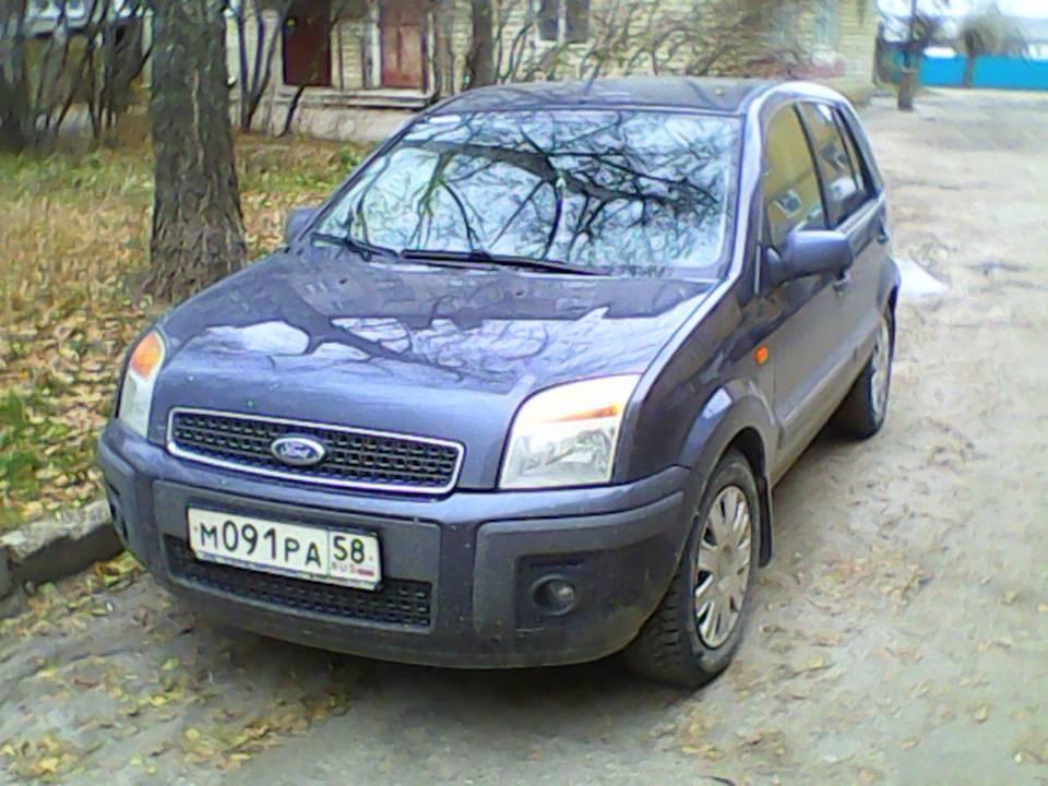 Обзоры б/у авто ford fusion (форд фьюжн) с пробегом. почти внедорожник