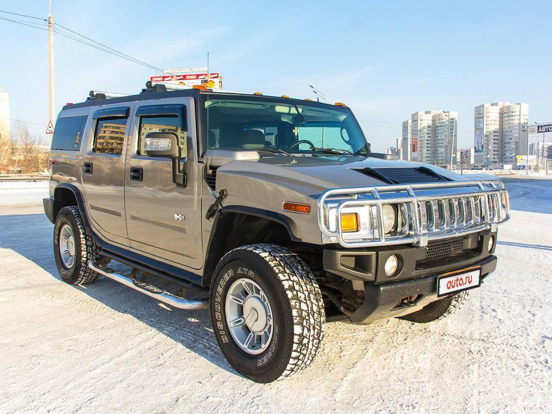 «Молот» и горяч: как выбрать Hummer на вторичном рынке