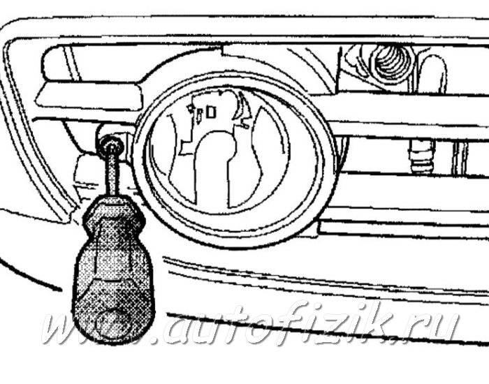 Как отрегулировать фары ВАЗ 2110 своими руками