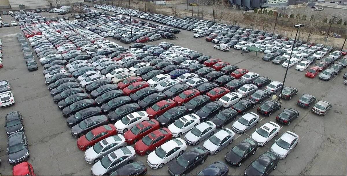 Продажи автомобилей с пробегом в сентябре выросли на 24%