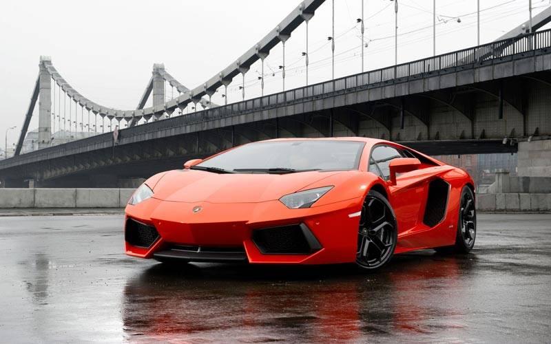 Lamborghini aventador lp 700-4, тест драйв, фото, видео