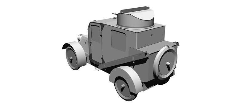 Бронеавтомобиль м. а. накашидзе. всемирная история бронетехники