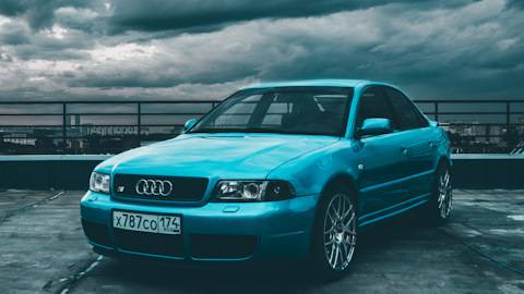 Audi a4 2005 - 2009