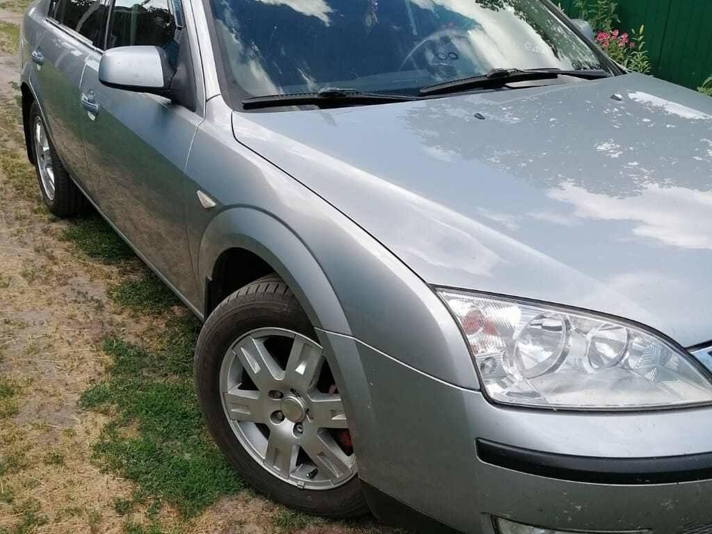 Ford mondeo i поколение (1993-2000 гг.)