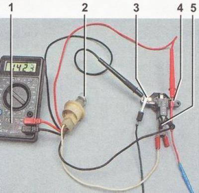 Как проверить датчик коленвала тестером и мультиметром на ваз 2110, 2112, 2114, опель и других авто