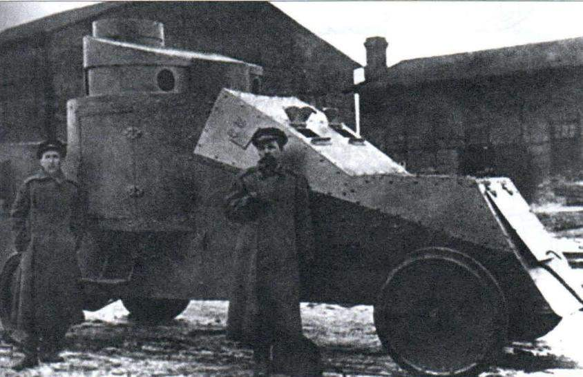 Бронеавтомобиль накашидзе | танки и бронетехника | багира гуру