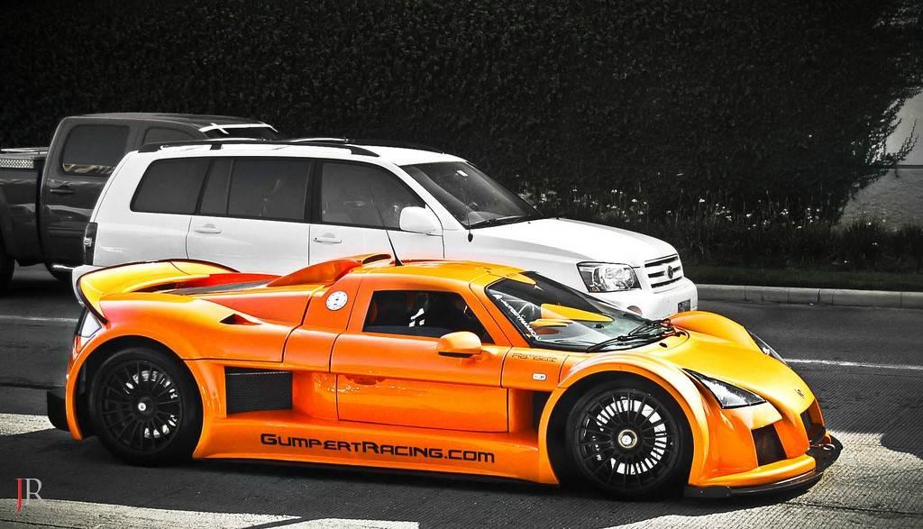 Суперкары: лучшие автомобили мира в самом дорогом классе