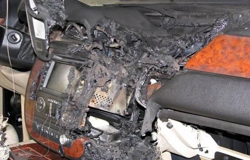 Может ли взорваться аккумулятор в автомобиле и почему