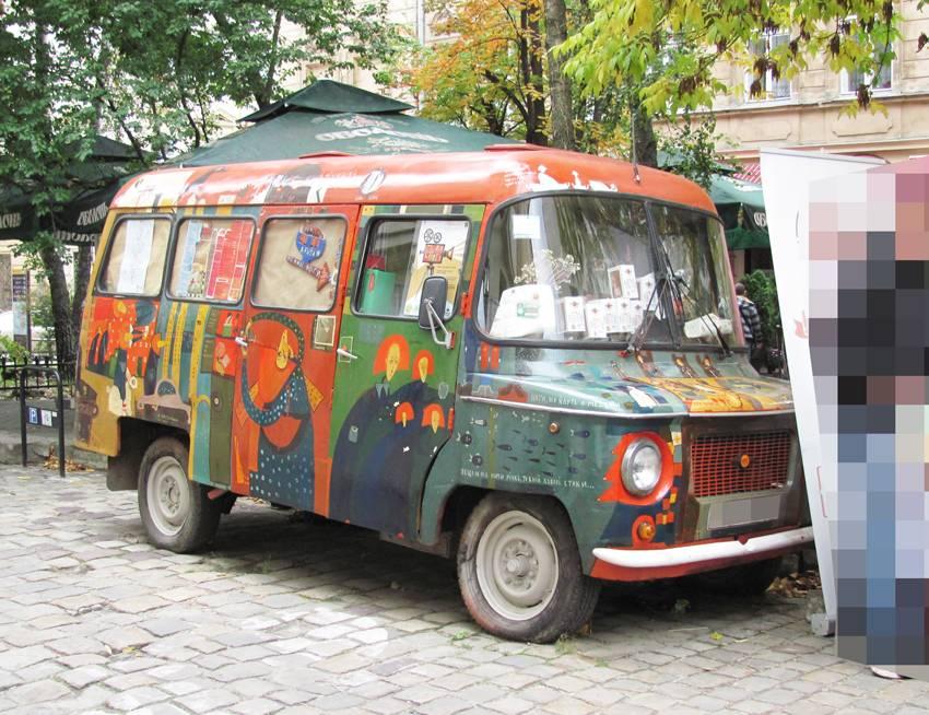 Коммерческий транспорт времен ссср: польский автопром