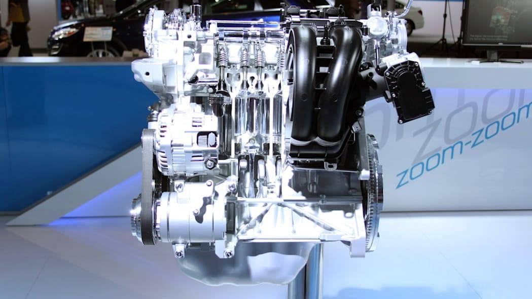 Двигатели мазда скайактив 1.3, 1.5, 2.0, 2.5 особенности и недостатки