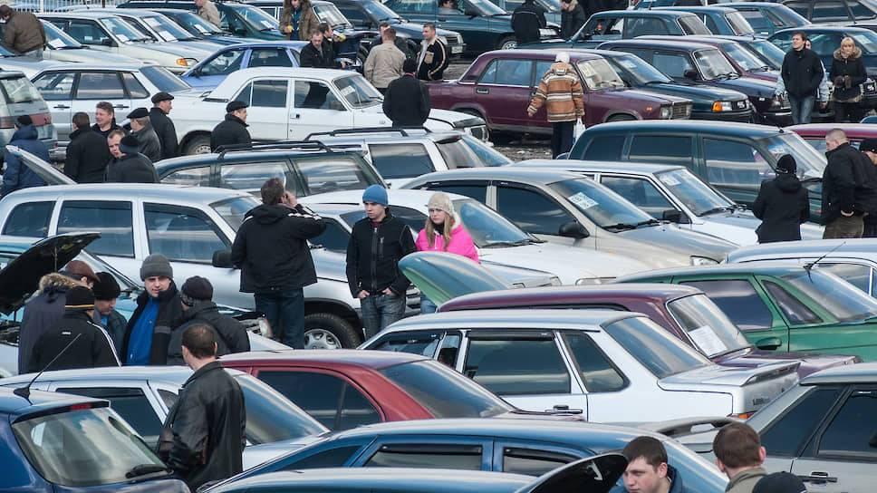 Спрос на автомобили с пробегом растет, но цены не меняются
