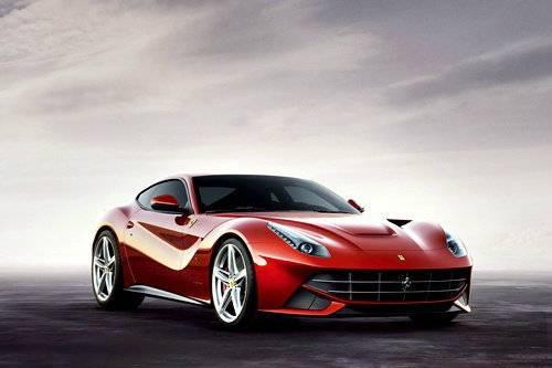 Ferrari f12 berlinetta – самый быстрый в семье