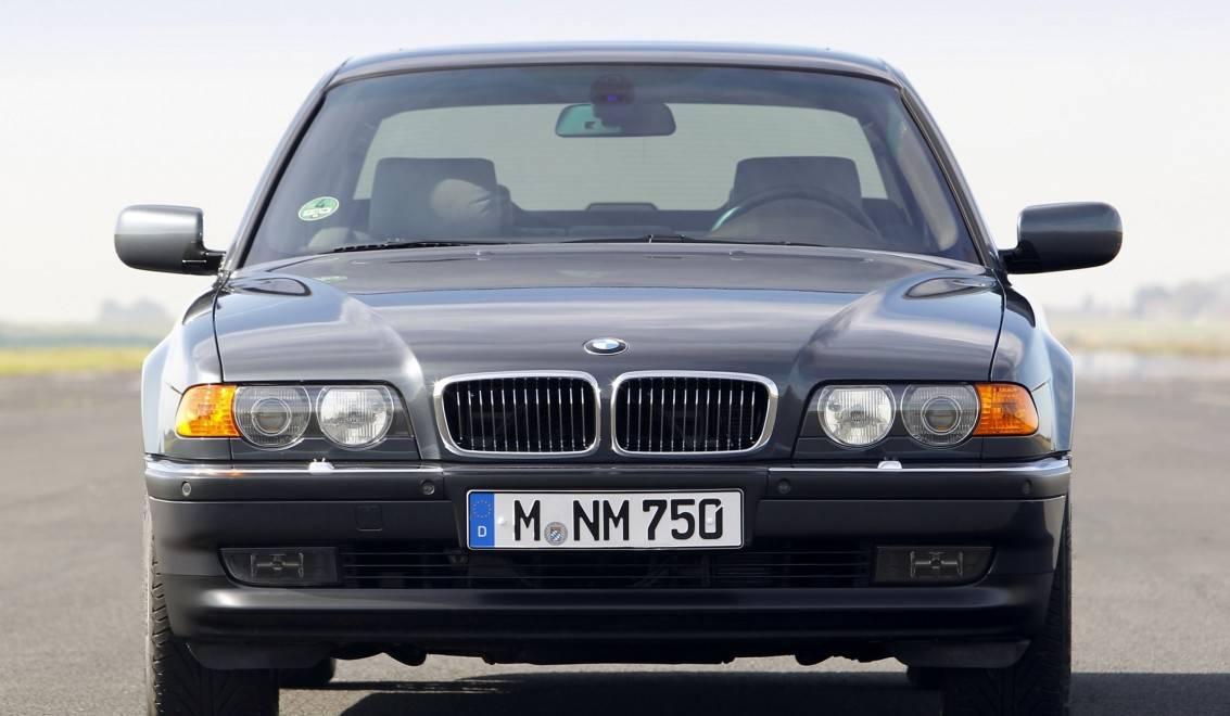 Bmw 7 (e38 / 1994 – 2001)