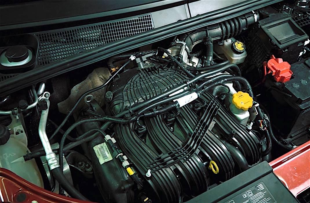 Лада веста доработка двигателя