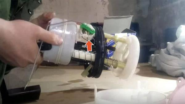 Замена салонного фильтра ниссан кашкай