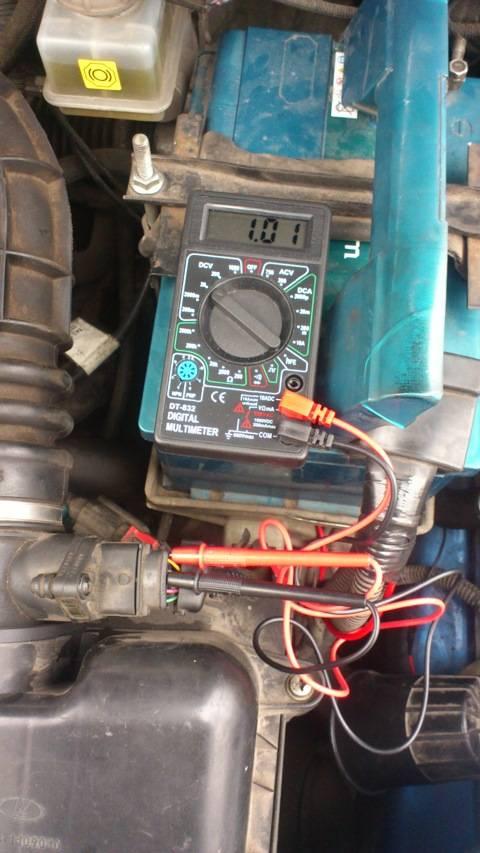 Признаки неисправности дмрв ваз 2110: чистка, ремонт и проверка датчика массового расхода воздуха