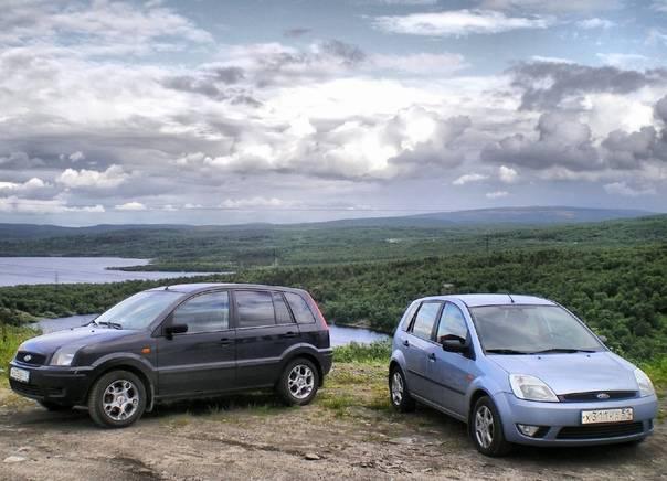 Фиеста, которая хотела стать джипом: выбираем ford fusion с пробегом – авто новости