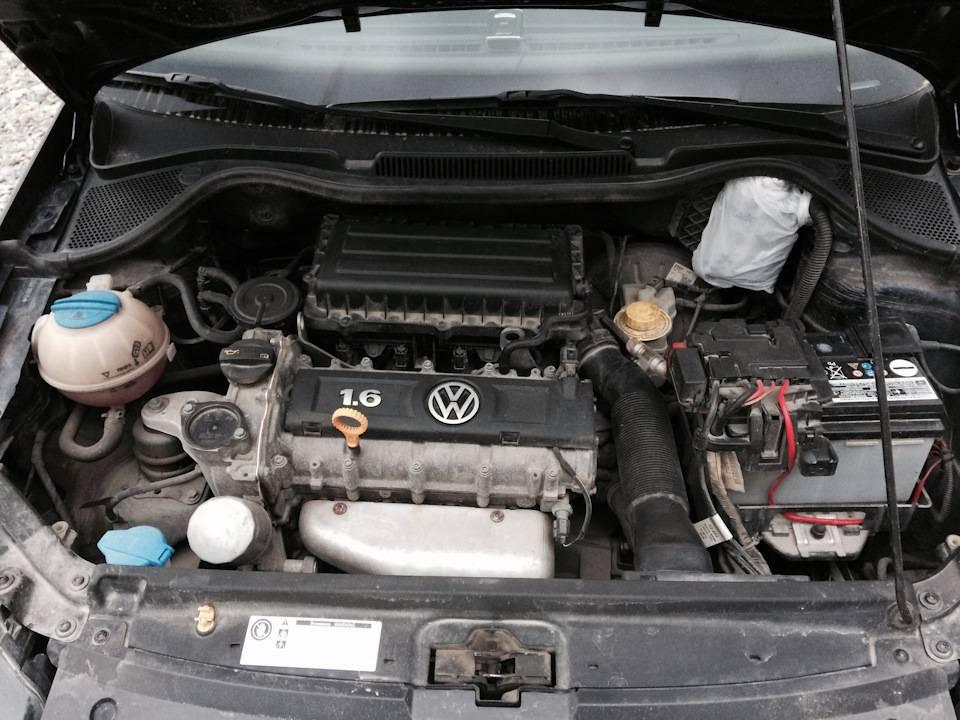 Двигатель фольксваген поло лифтбек 2020