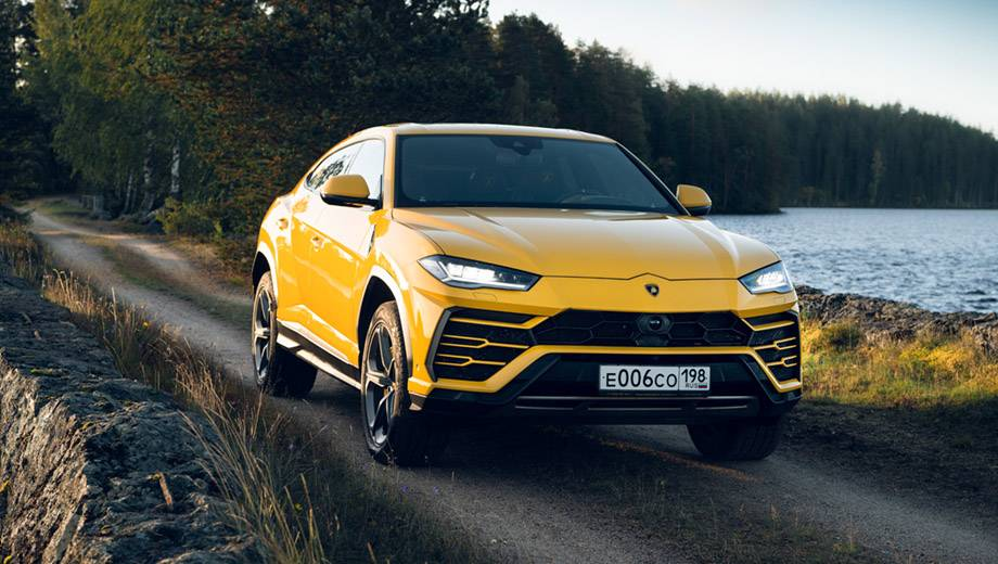 Кроссовер Lamborghini Urus позволил итальянской марке поднять продажи в мире на 43%