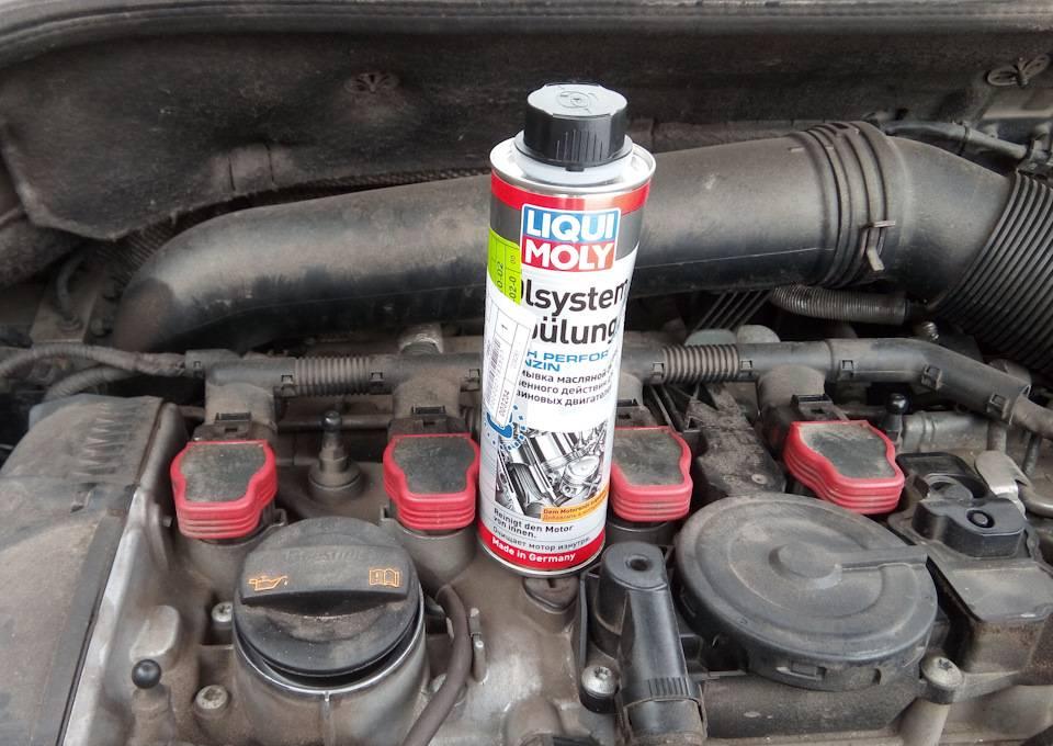 Как правильно и чем промывать двигатель при замене масла