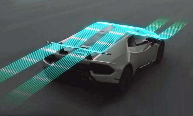 Статья по физики на тему «аэродинамика автомобиля»