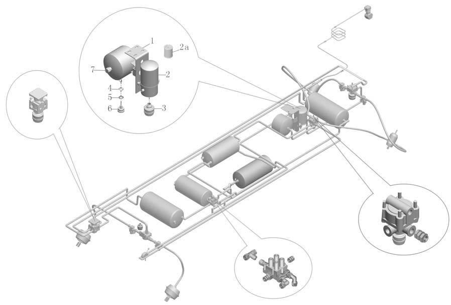 Как выгнать воздух из системы охлаждения. как удалить воздушную пробку правильно