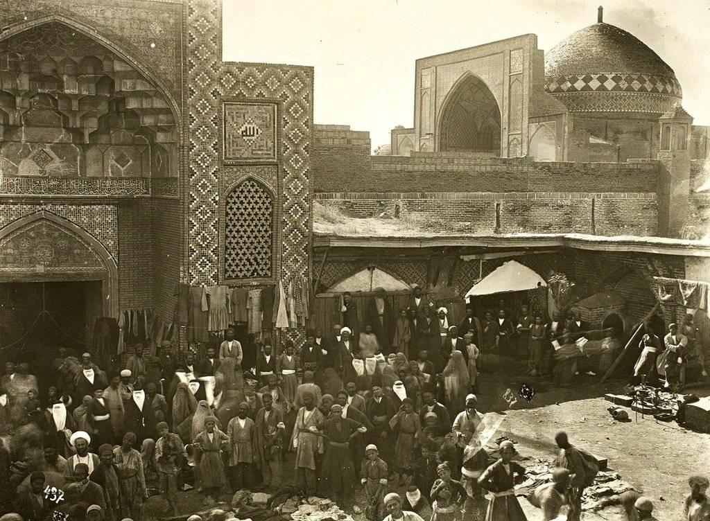 Почему персия стала ираном