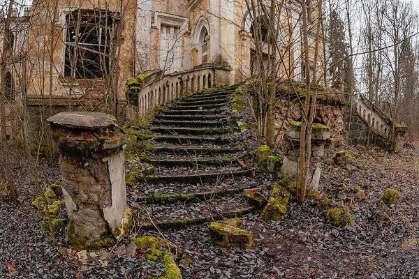 Заброшенные особняки в санкт-петербурге — 15 лучших