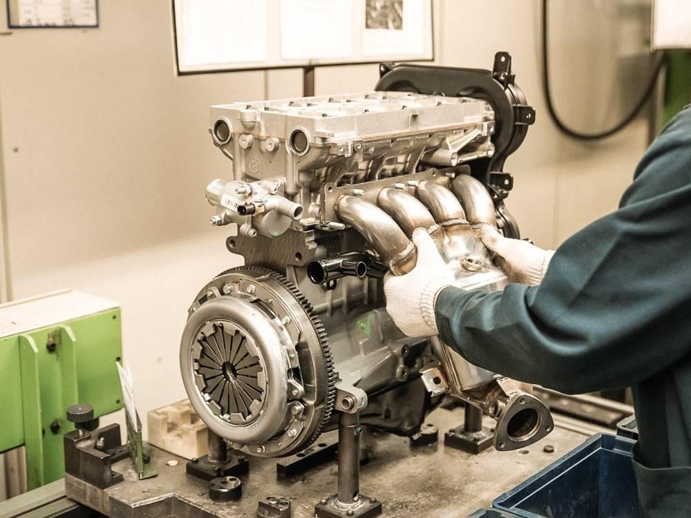 Двигатель ваз-21179 объемом 1,8 л: снаружи и изнутри