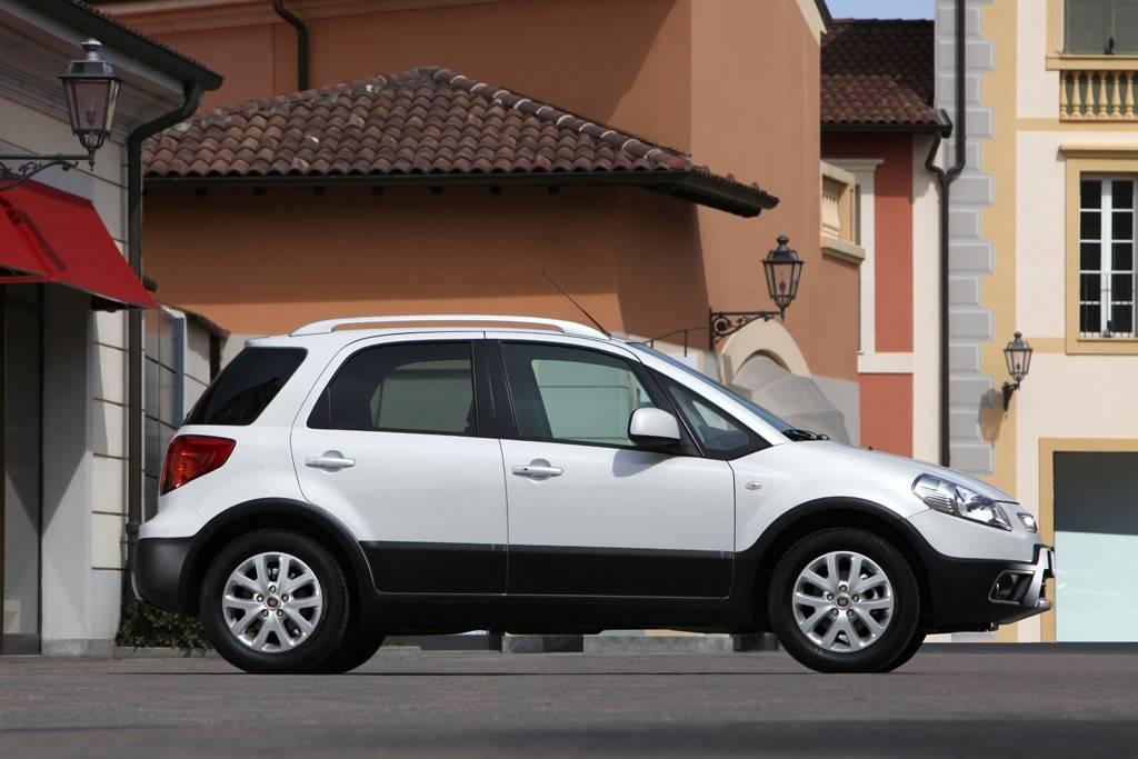 Fiat sedici - технические характеристики, описание, фото, обзор, видео, стоимость, дилеры, обзор