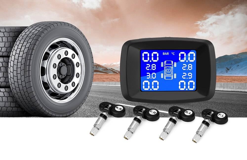 Контроль давления в шинах: виды системы, принцип ее работы, а также все достоинства и недостатки
