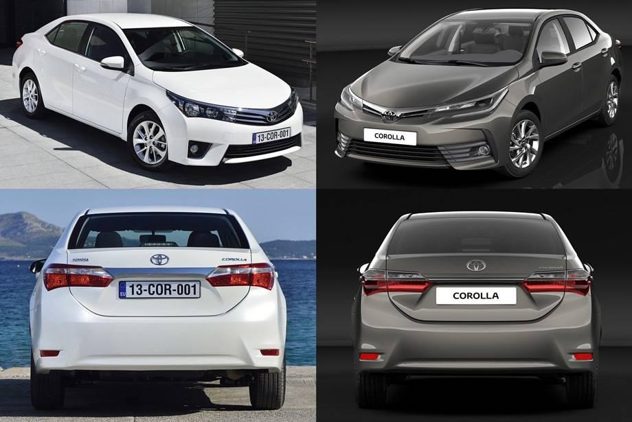Какой D-класс лучше: BMW 3 VI или Toyota Corolla XI