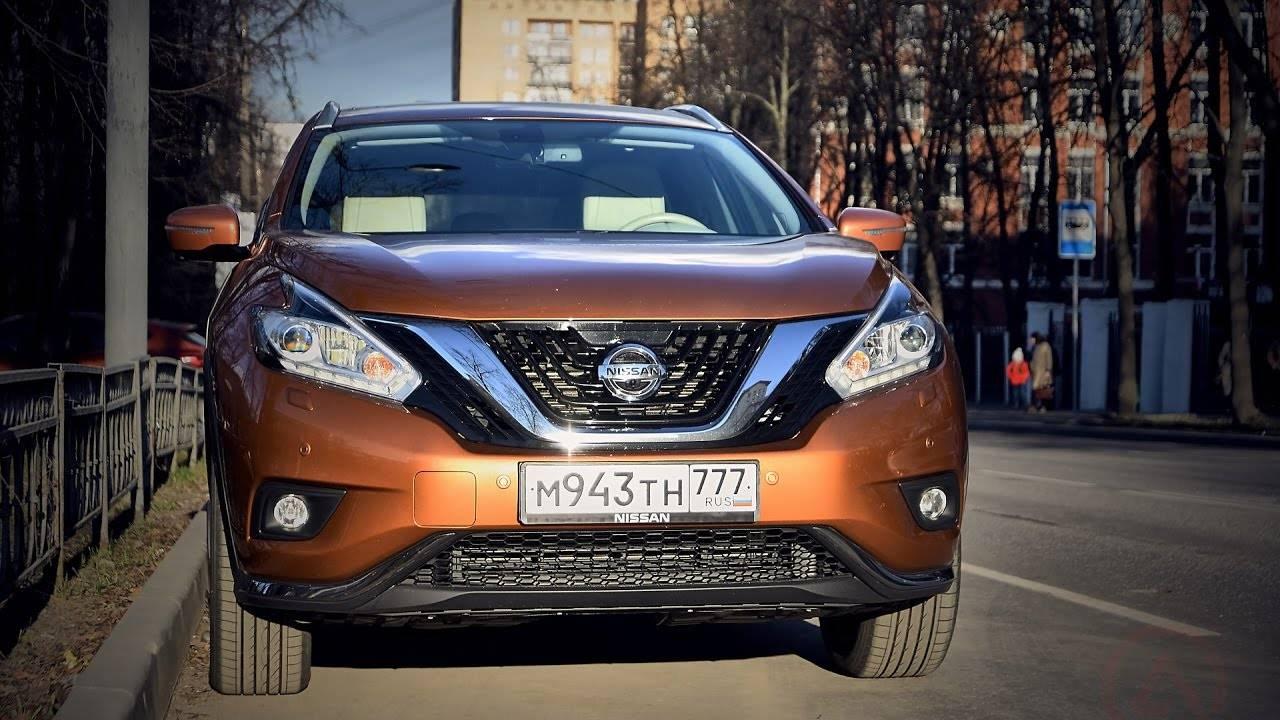 «Японец» для янки, не оцененный в России: обзор проблем Nissan Murano II