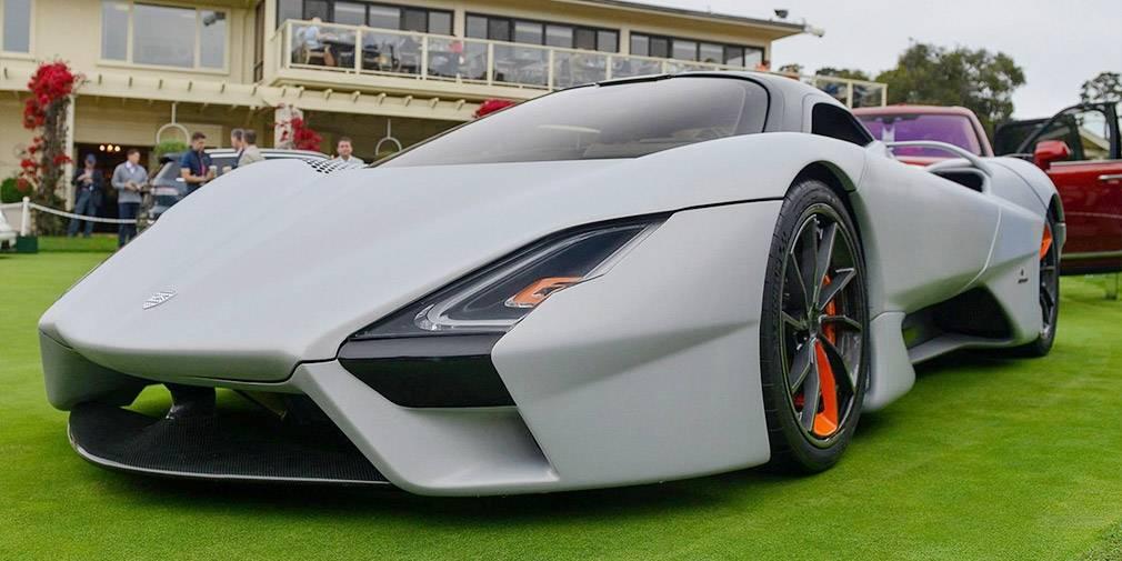 Самые быстрые автомобили за всю историю человечества