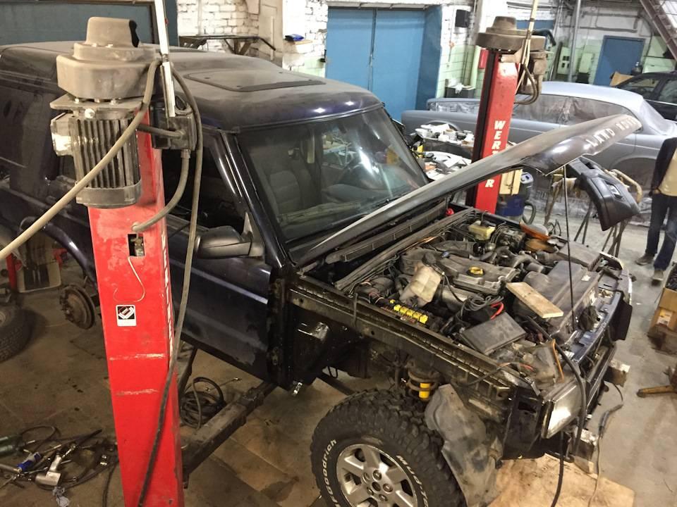 Land rover discovery 2 с пробегом: страдания с гидравликой, просевшие гильзы и стойкий дизель - «land rover» » авто - такси