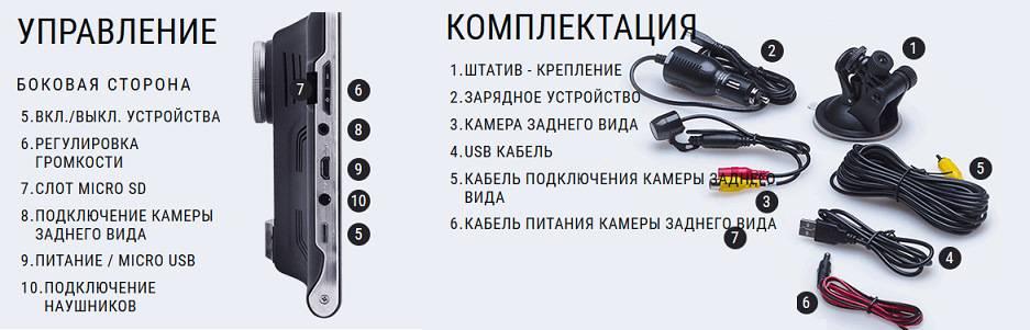 Автогаджет fujivision dvr fc-950, обзор, отзывы