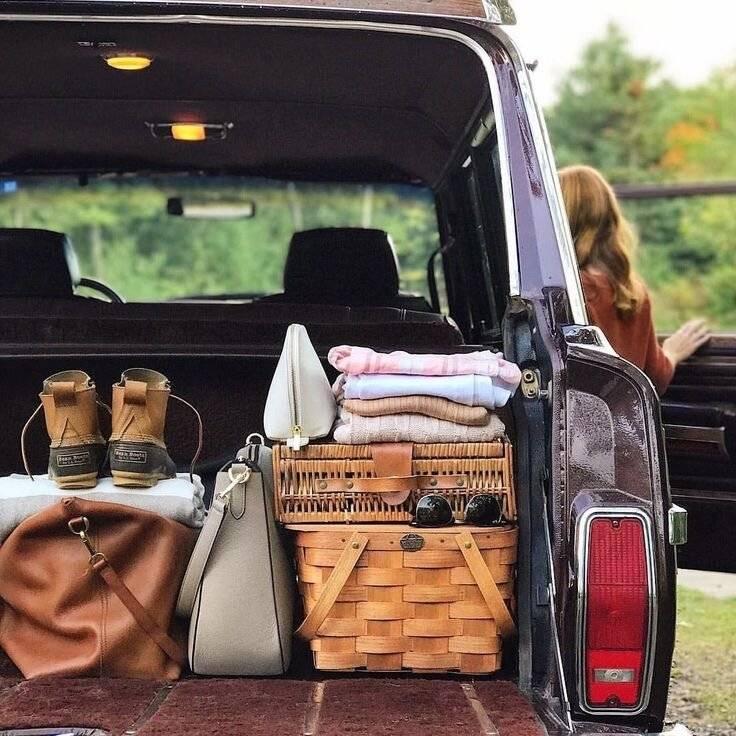 Готовим автомобиль к туристическому выезду: три важных аксессуара – авто новости