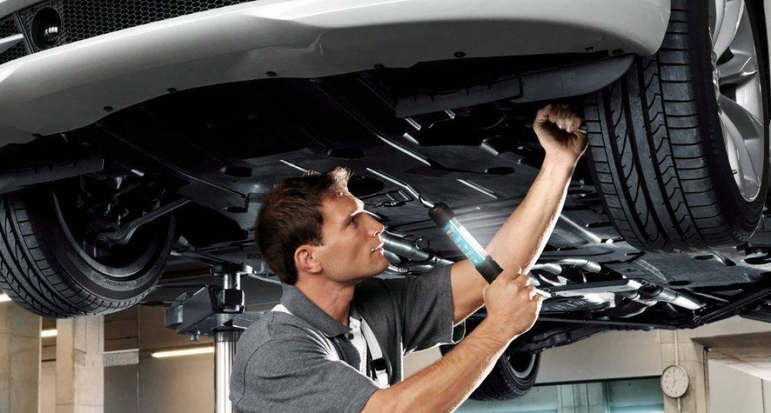 Диагностика подвески автомобиля на вибростенде: принцип работы