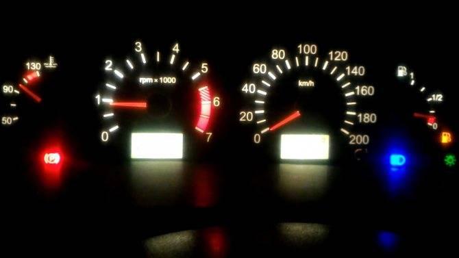 Не работает спидометр на дэу нексия - возможные причины - про автозапчасти, неисправности и выбор автомобиля