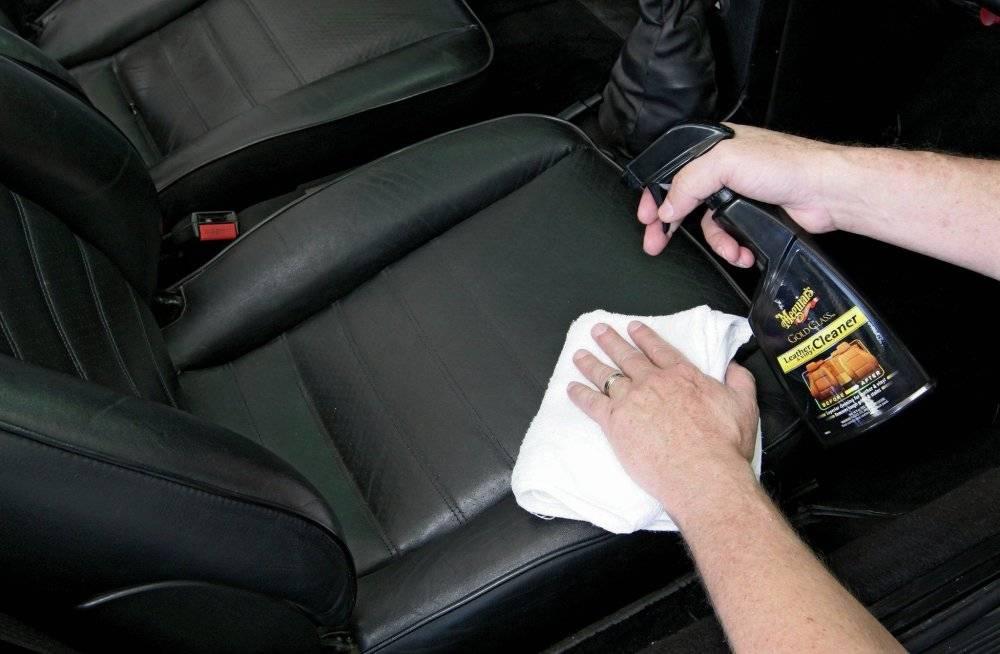 Подготовка автомобиля к продаже: как почистить салон автомобиля