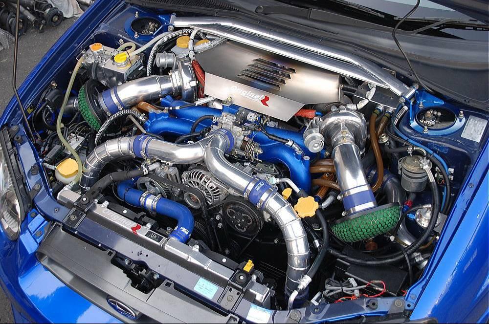 Компрессор и турбина вместе - автомобильный портал automotogid
