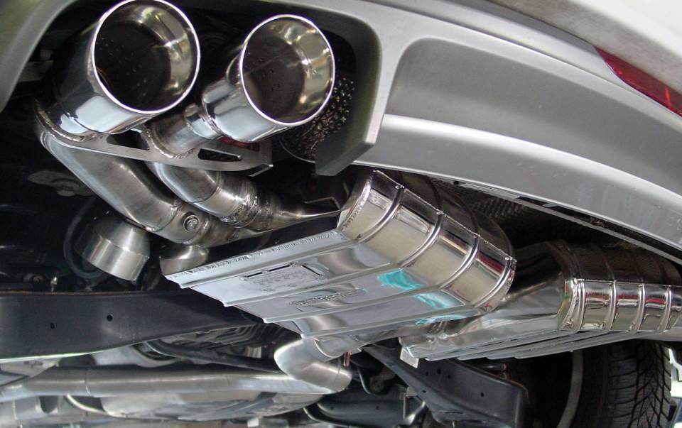 Сравнительный анализ токсичности выхлопных газов автомобилей и пути ее снижения