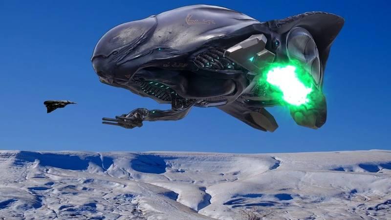 Как выглядят настоящие инопланетяне в реальной жизни - фото, видео