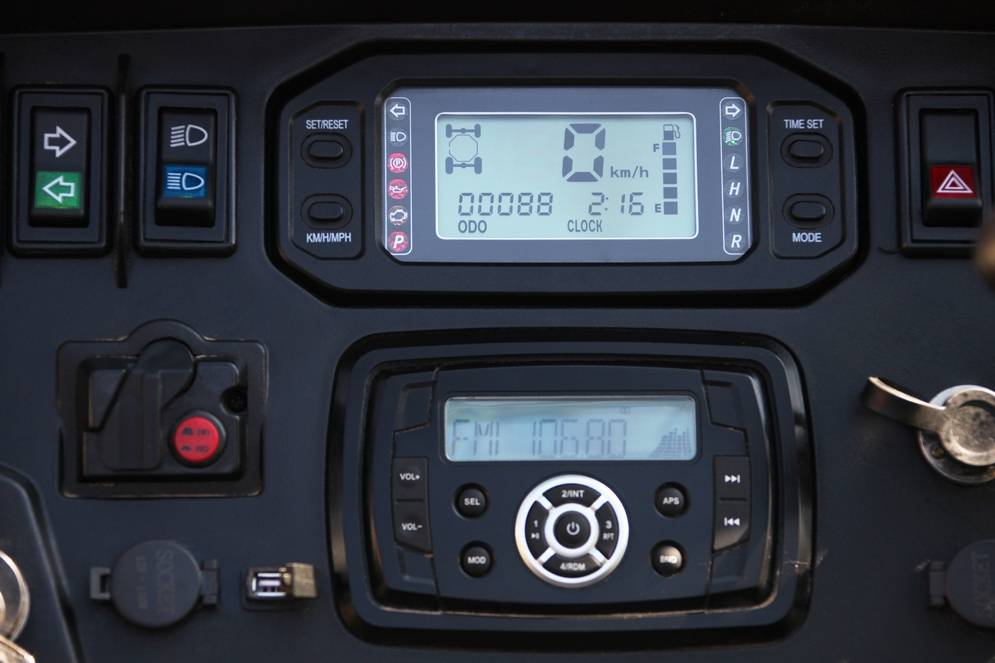 Функциональный квадроцикл рм 800 utv