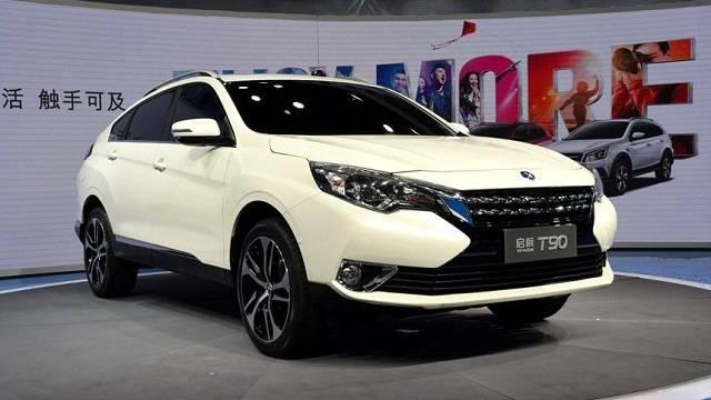 Nissan и Dongfeng создали кроссовер, похожий на X-Trail