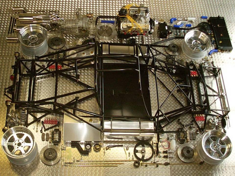 Комплект автомобиля - kit car - abcdef.wiki