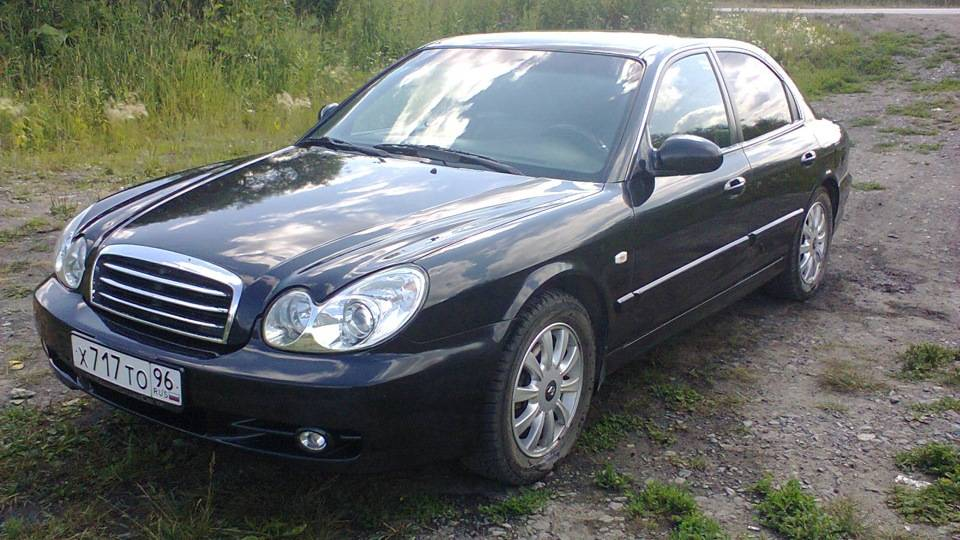 Hyundai Sonata IV — корейская «Волга»: опыт одного владельца