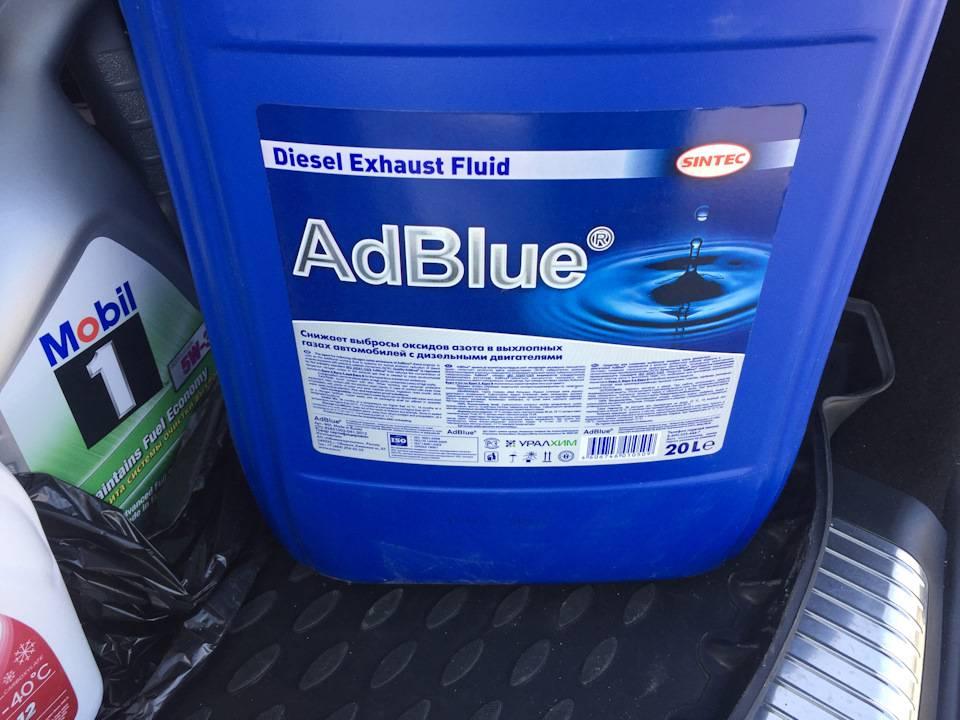 Как делают мочевину adblue? способы производства мочевины для дизеля адблю