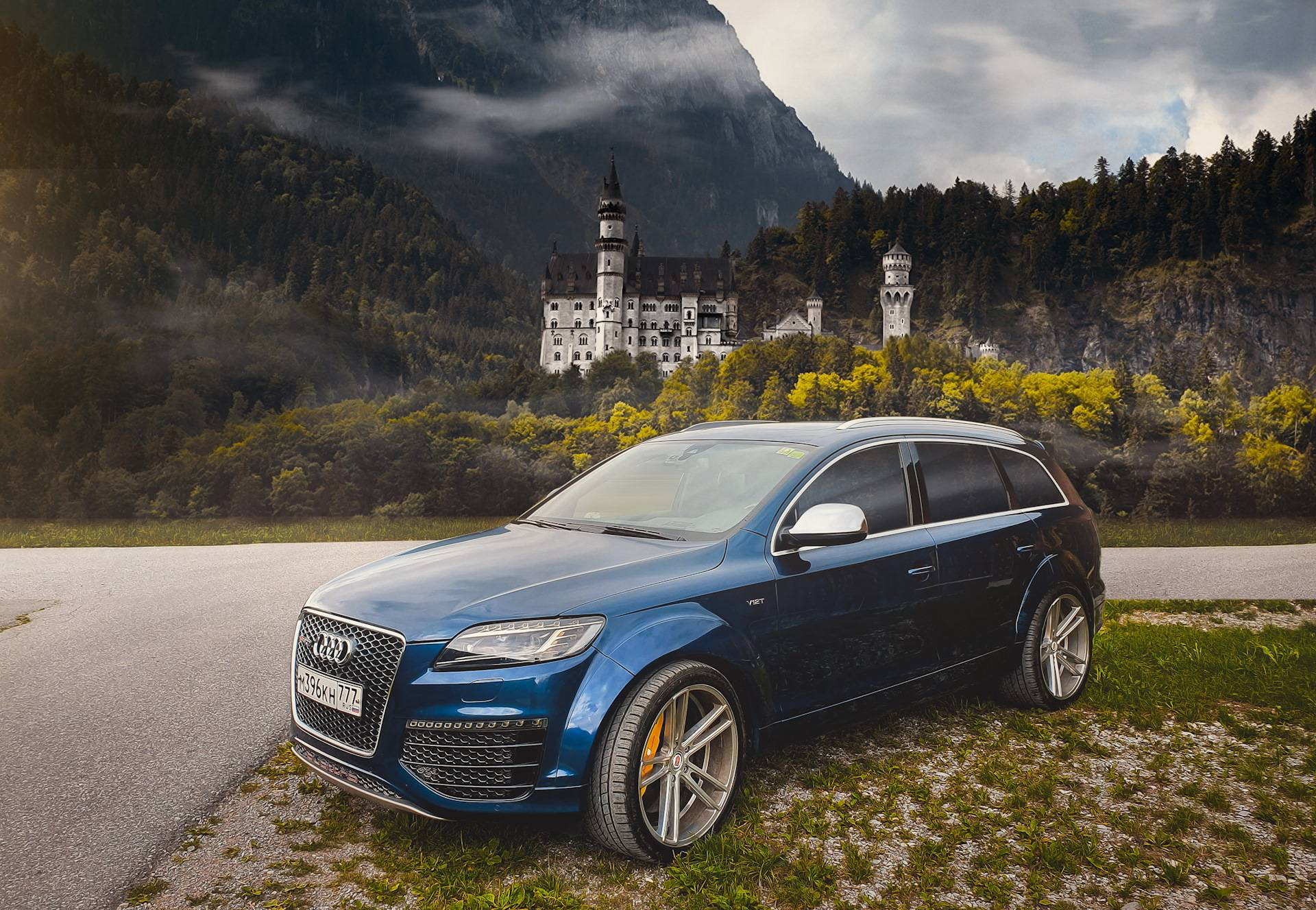 Audi Q7 (I поколение): пережиток прошлого или нестареющий престиж?